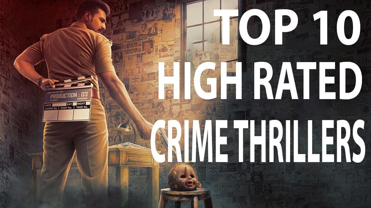Download Top 10 High Rated Crime Thrillers  Movies In Tamil  All time Favorite