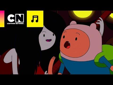 Minhas Melhores Amigas Deste Mundo | Hora de Aventura | CN Tunes | Cartoon Network