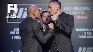 UFC 212: Jose Aldo vs. Max Holloway - Fight Network Preview