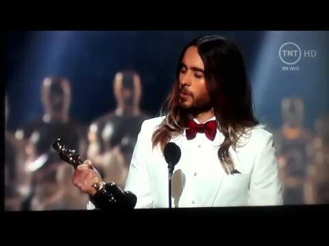Jared Leto on Venezuela and Ukraine - Oscar Winning Speech
