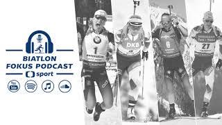 Biatlon fokus podcast: Co stojí za českými úspěchy na MS a proč by mohlo být ještě lépe?