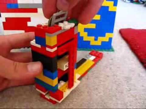 Lego Slot Machine / Vending machine (= money-back) - How to make the ...