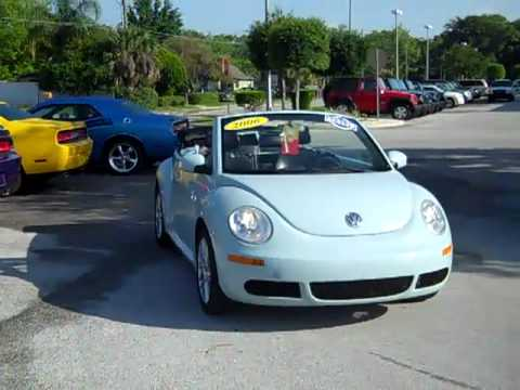 Punch Buggy Car >> Punch Buggy Convertible Dodge Chrysler Jeep Of Winter Haven Youtube