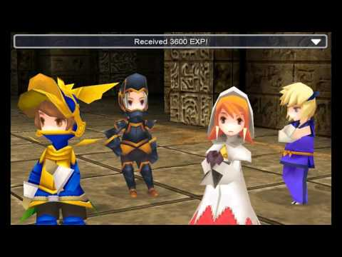 Let's Play Final Fantasy III #017 - Ancient Ruins & Saronia Catacombs (Steam)
