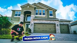 TOUR DA NOVA BREAKMEN HOUSE! ‹ EduKof ›
