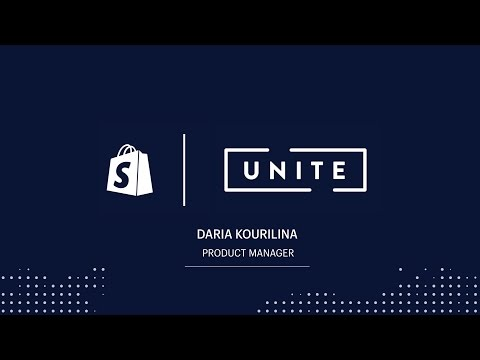 Redefining Discounts (Shopify Unite 2017)