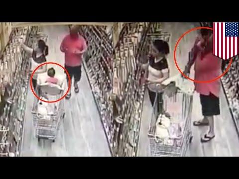 Percobaan penculikan bayi