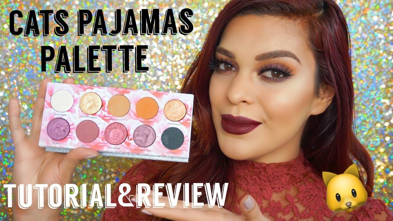 Cat S Pajamas Palette Review