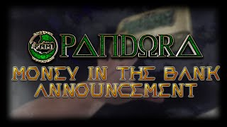 FaM: Road to Pandora - Money In The Bank Announcement (WWE 2K16)