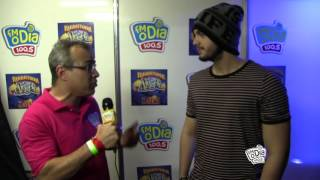 Luan Santana fala sobre parceria com a Ludmilla