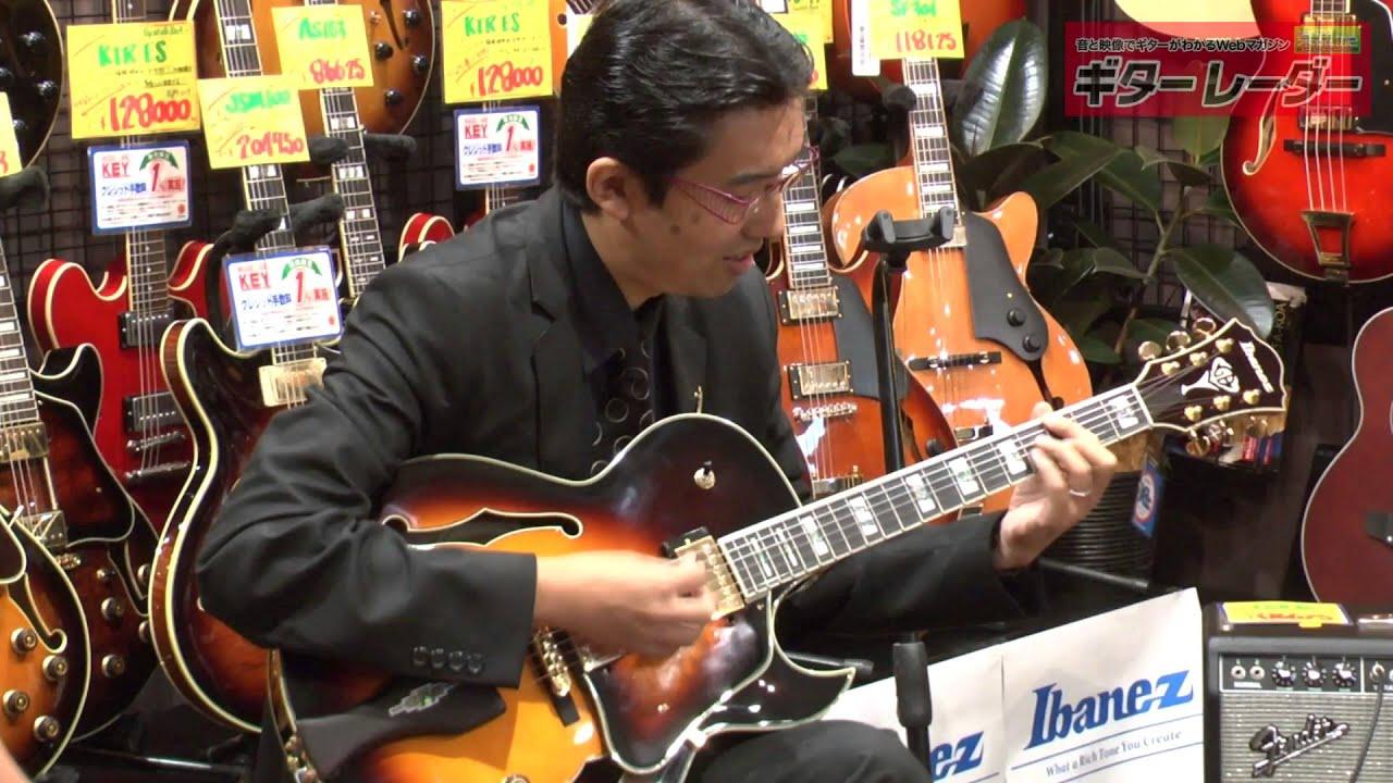 ibanez jazz guitarå ã æ ã ã ã ã ã ã keyæ å åº ibanez lgb30 demo2