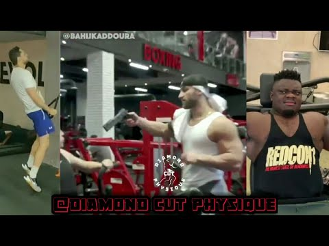 THE FUNNIEST PEOPLE IN BODYBUILDINGBLESSING AWODIBU & MORE | EPIC GYM FAILS 2019