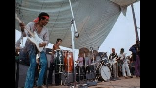 Jimi Hendrix: Live at Woodstock (Trailer)