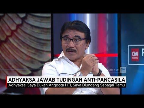 Dituding Anti-Pancasila, Adhyaksa Dault Menampik