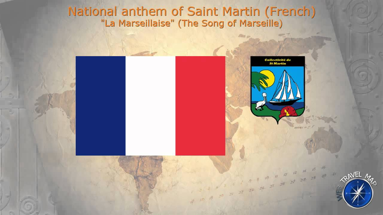Saint Martin National Anthem