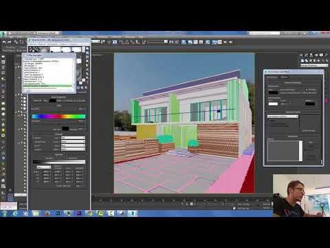 SIBL   3DsMax VRay Exterior Lighting   YouTube