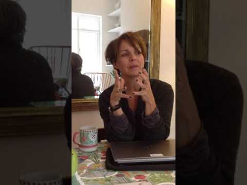 Jette Kofoed visiting Sussex Humanities Lab - interview