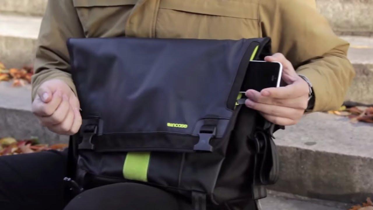 9ec3da156afb Range Messenger Bag - Form Report - YouTube