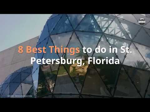 8 Best Things to do in St. Petersburg, Florida