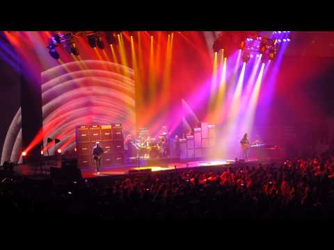 """Rush """"YYZ & The Spirit Of The Radio"""" Rogers Arena, Vancouver, BC July 2015"""