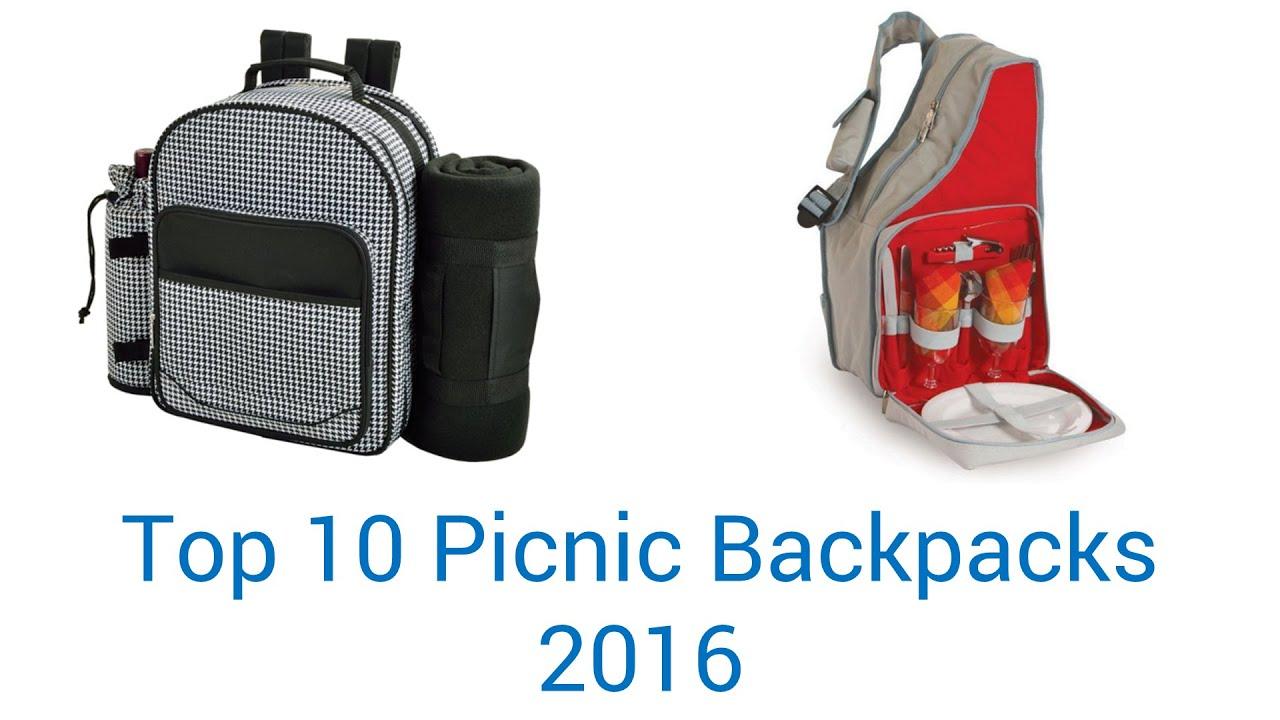 10 Best Picnic Backpacks 2016