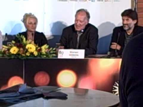 Werner Herzog does not believe in psychoanalysis