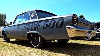 Ford Galaxie 500 - 390cui Exhaust Sound