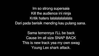 Young Lex - Ini gaya Gue (LIRIK)