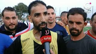 قدماء اللاعبين  بلماضي شرف الكرة الجزائرية