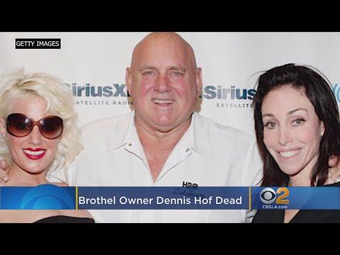 Nevada Brothel Kingpin Dennis Hof Dies At 72