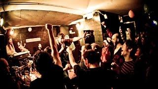 CLECKHUDDERSFAX & BEARDS - Tour 2013