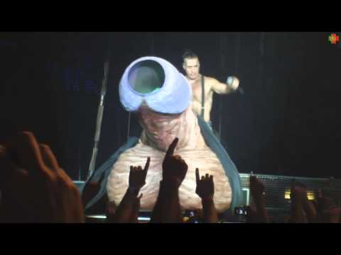 Rammstein - Made in Germany Tour Bloopers and Funny Moments - Part 4 [HD] Mp3