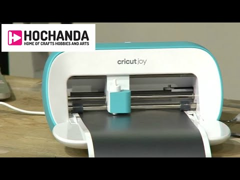 Cricut Joy™ Launch On Hochanda! Home Decor - Crafts - Paper Crafts - Personalised