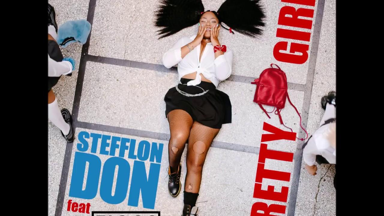 Download Pretty Girl - Stefflon Don, Tiggs Da Author | Audio Video