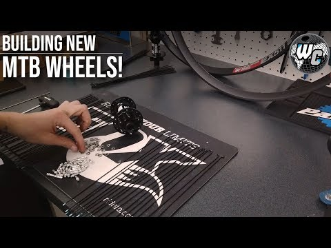 DT Swiss Custom Wheel Build W/ Head Mechanic - Liam Woods