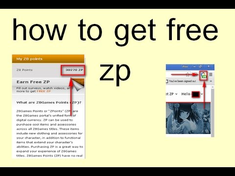 How to get free Zp in crossfire 2017 :D