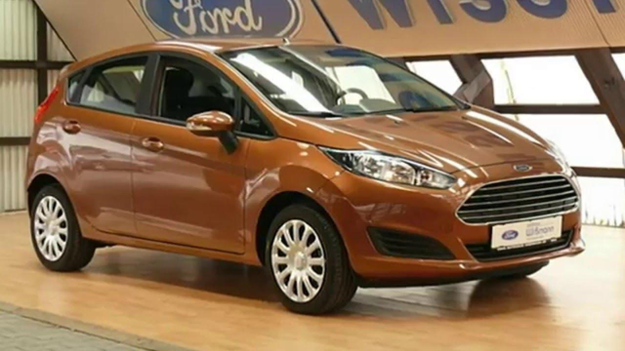 Ford fiesta trend gakdfj69034 torino braun autohaus for Brisbane braun metallic ford