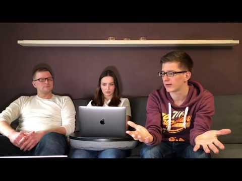 Larissa, Fabian und Daniel live: Alternative Antriebe vs. Benzin und Diesel