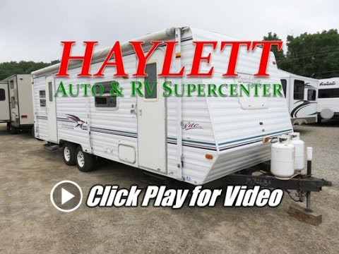 HaylettRV com - 1999 Dutchmen Lite 260 Used Couple's Camper