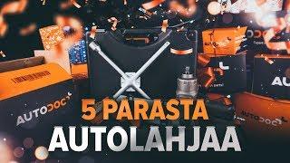 Vaihtaa Öljynsuodatin JAGUAR -autoon - ilmaiseksi videovinkkejä