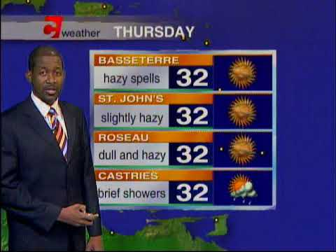 Caribbean Travel Weather   Thursday July 26th 2018