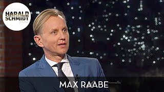 Max Raabe über deutsche Fans und Berliner | Die Harald Schmidt Show (SKY)