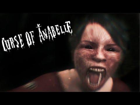 ОТ ЭТОГО МЫЛА ВЫТЕКУТ ГЛАЗА ► Curse of Anabelle