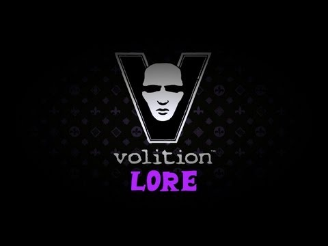 LORE - Volition Lore in a Minute!
