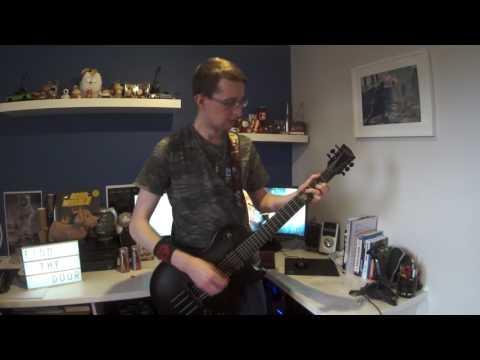 Blackberry Smoke - Let Me Help You (Find the Door) (Guitar Cover)