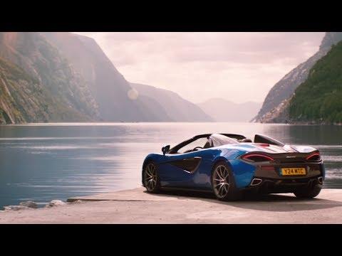 McLaren 570S Spider – Exhilaration, amplified.