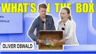 OLIVER OSWALD - What's In The Box 😱  **challenge**