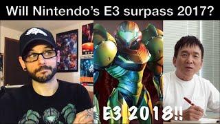 E3 2018 - Will Nintendo