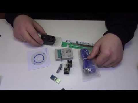 видео: Посылка из Китая - программатор ezp-2011. china usb spi programmer ezp-2011 - unboxing