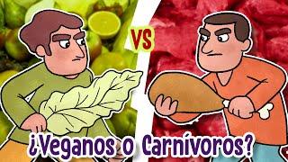 ¡Veganos contra carnívoros!  CuriosaMente 251